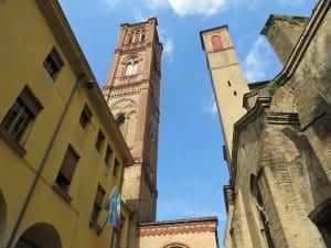 Vakantie Bologna