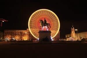 Vakantie Lyon
