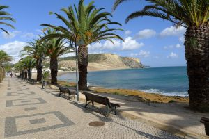 Vakantie naar Algarve