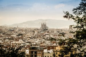 Vakantie naar Barcelona