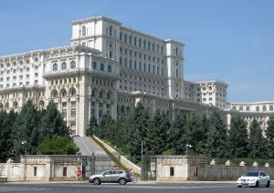 Vakantie naar Boekarest