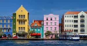 Vakantie naar Curacao