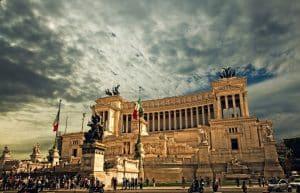 Vakantie naar Rome