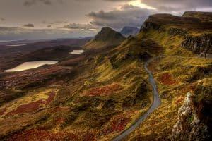 Vakantie naar Schotland